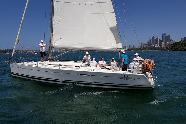 StrataLoans are winners - at the SCA NSW Sailing Day on Sydney Harbour, 2018